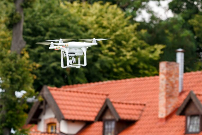 Drones At Work Part 1: A Real Estate Agent's Best Friend