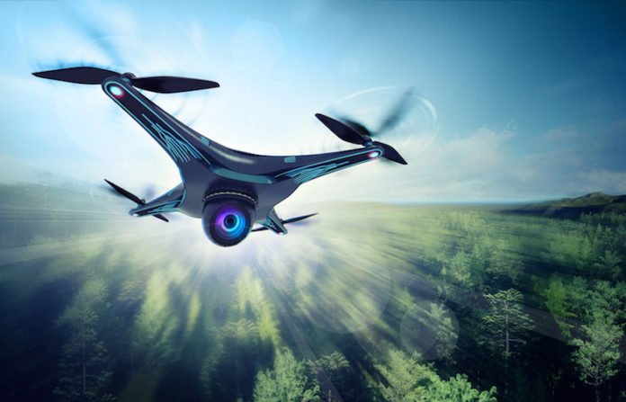 Sky's the Limit: 8 Big Ideas for the Future of Drones