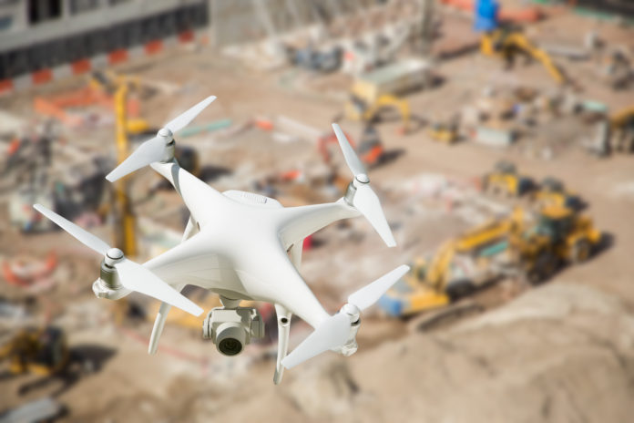 Drones at Work Part 2: The New Buzz in Construction