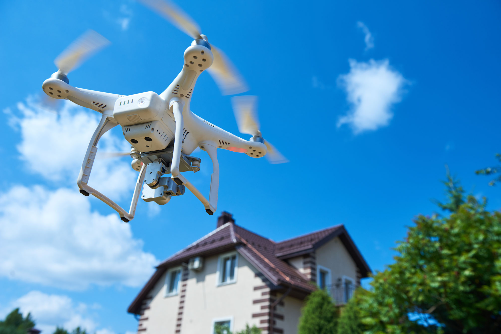 The Top Benefits of Drones in Real Estate Marketing