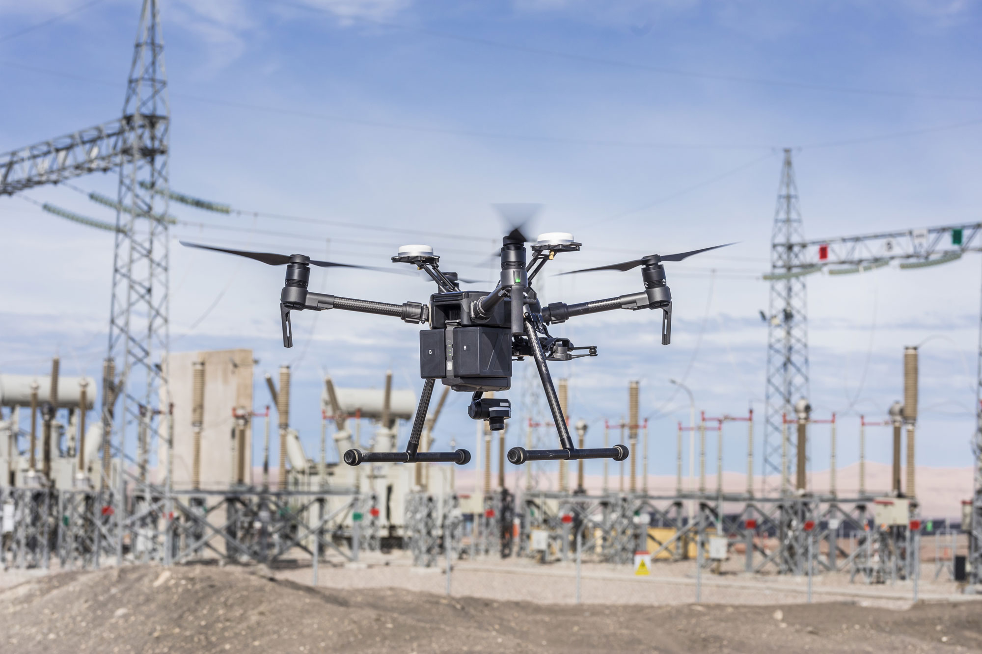 Drones in Engineering: A New Standard