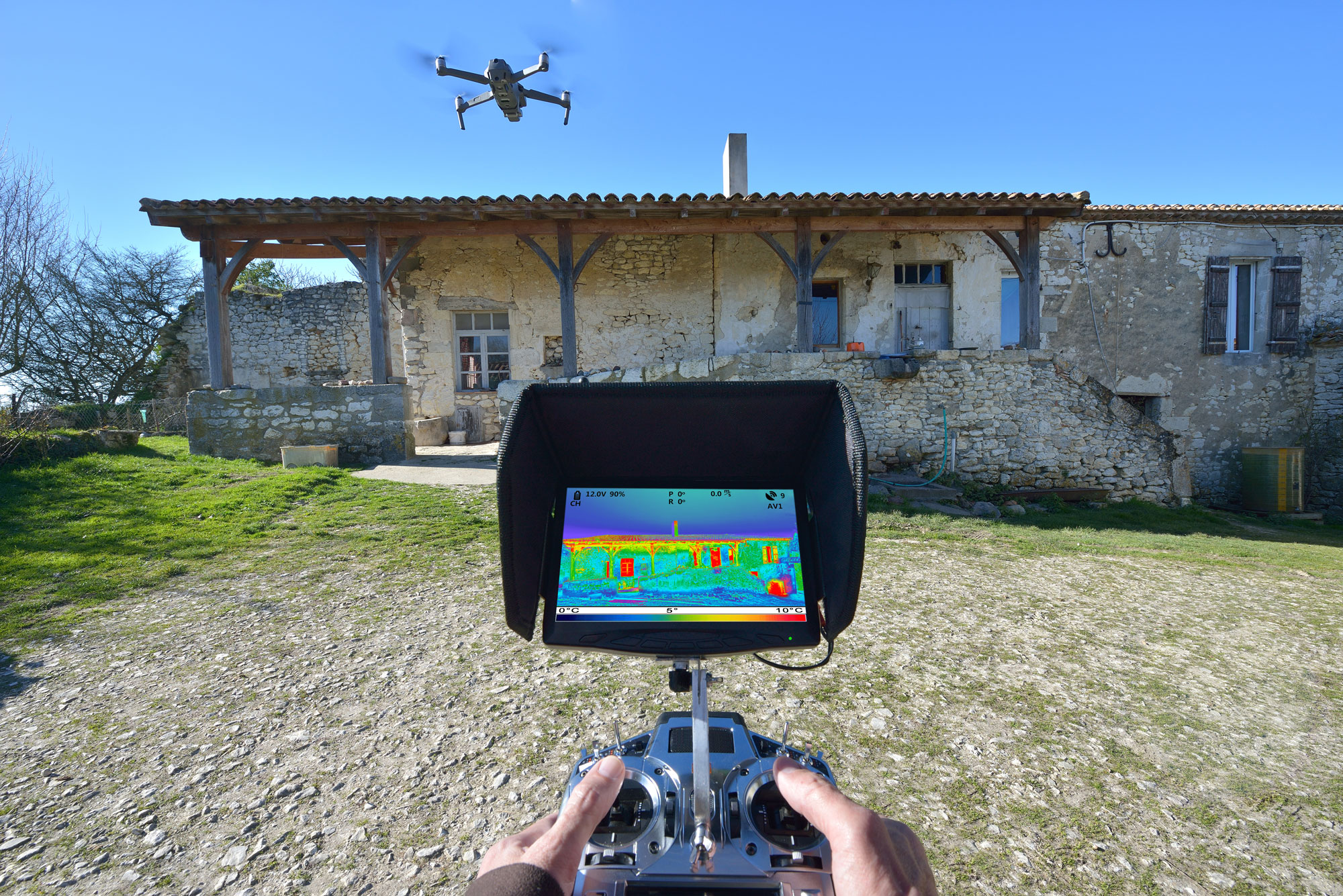 4 Important Aerial Thermography Applications You Should Know About