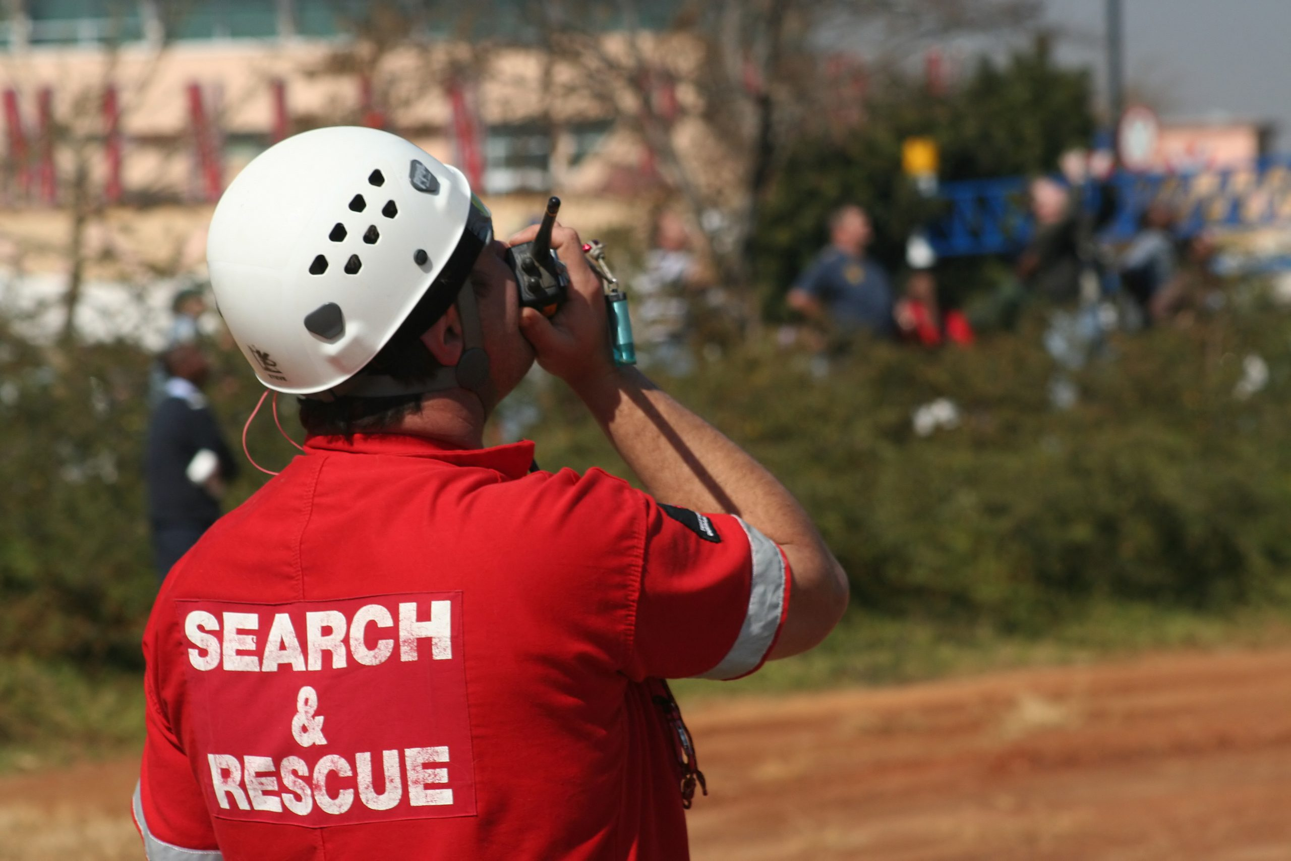 Aerial Drones Used For Search & Rescue Save Lives
