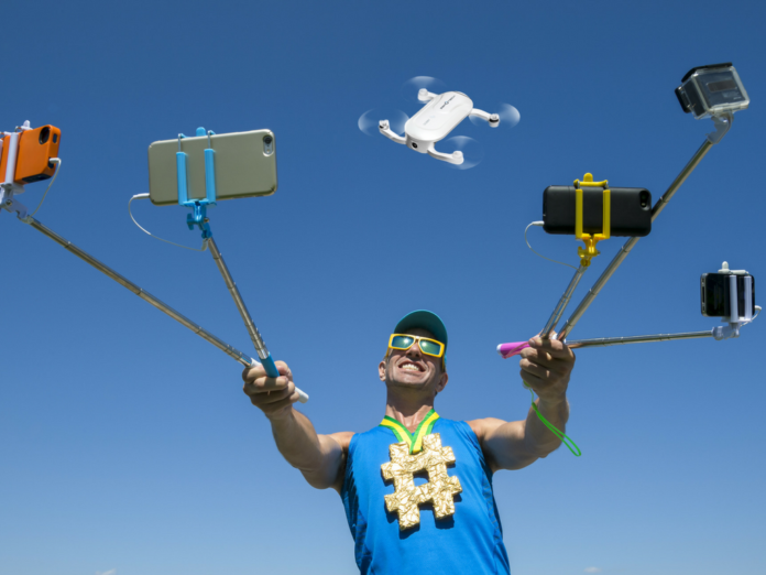 The Rise of the Selfie Drone