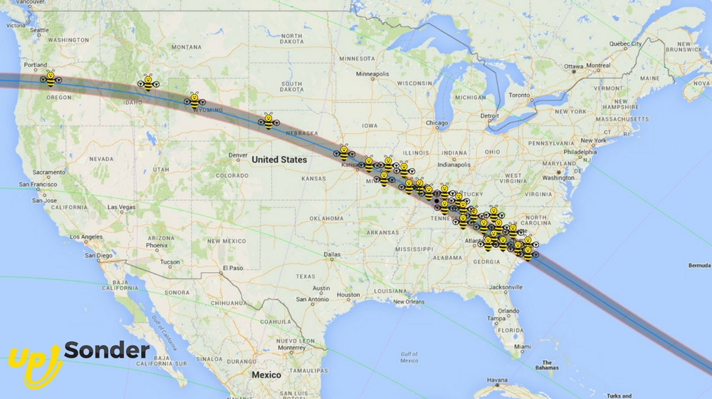A New Drone First: Capturing a Total Solar Eclipse