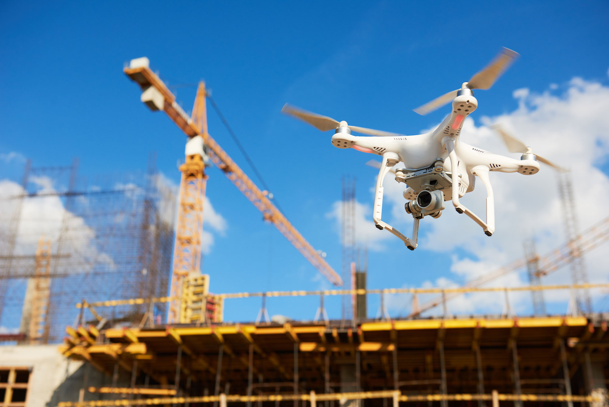How Drones Are Becoming A Vital Part of Construction & Real Estate Development