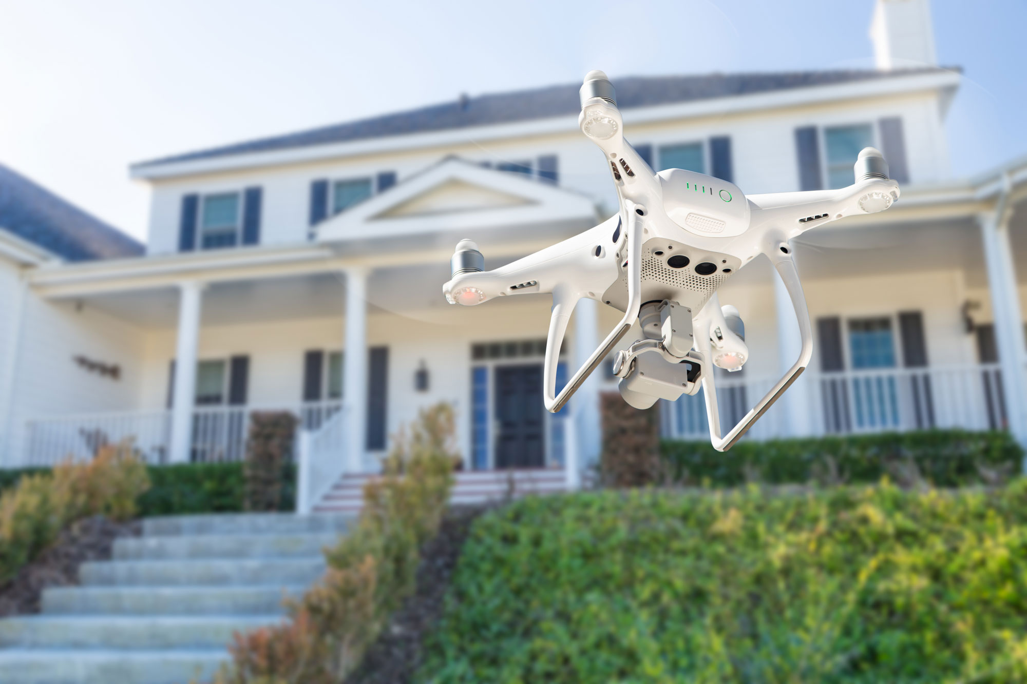 The Demand for Drone Photography and Videography in Real Estate